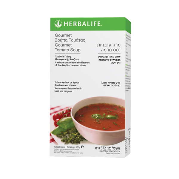 Gourmet Σούπα Τομάτας
